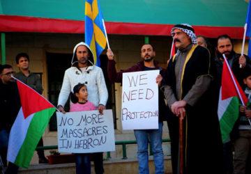 Manteniamo-gli-osservatori-dei-diritti-umani-a-Hebron-mezzaluna-rossa-palestinese